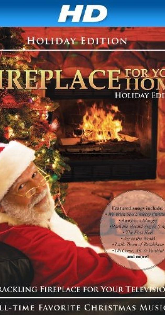 Fireplace for your Home: Christmas Music (2010) - IMDb