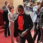 Souleymane Démé at an event for Grigris (2013)