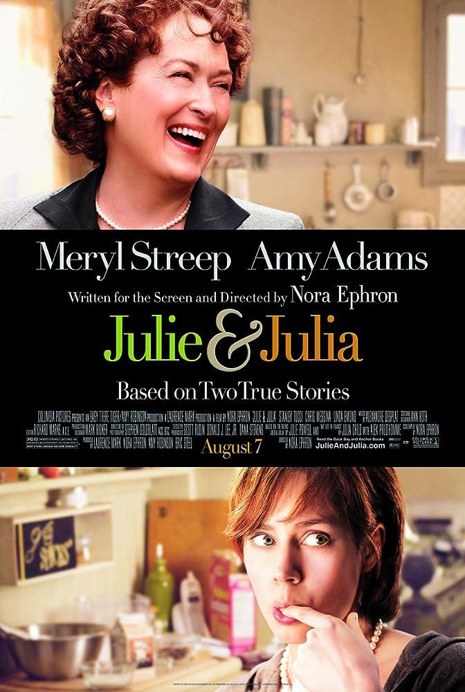 Meryl Streep and Amy Adams in Julie & Julia (2009)