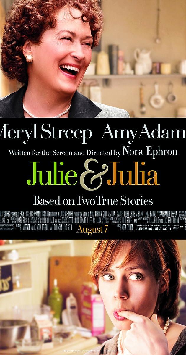 Julie & Julia (2009) - IMDb