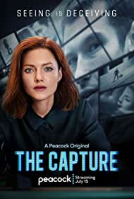 Holliday Grainger in The Capture (2019)