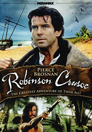 Robinson Crusoe Poster Image