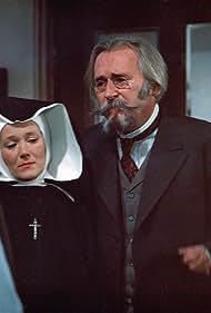 Zdena Hadrbolcová and Jirí Sovák in Neboztíci na bále (1979)