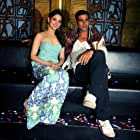 Akshay Kumar and Tamannaah Bhatia at an event for It's Entertainment (2014)
