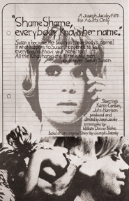 Shame, Shame, Everybody Knows Her Name (1969)