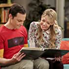 Jim Parsons and Riki Lindhome in The Big Bang Theory (2007)