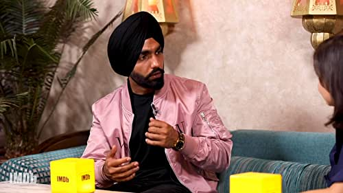 Ammy Virk On The First Movies He Saw in Theaters