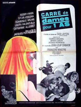 Carré de dames pour un as (1966)