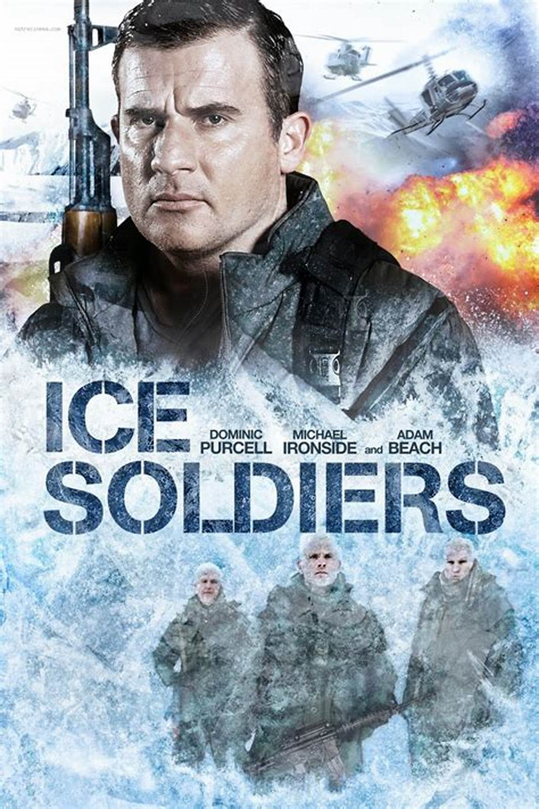 LEDO KARIAI (2013) / ICE SOLDIERS