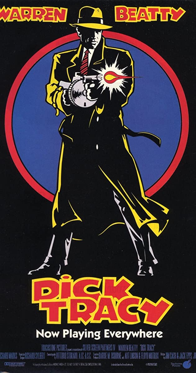 Dick Tracy (1990) - Full Cast & Crew - IMDb