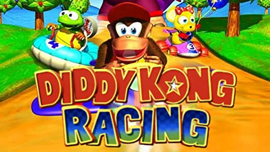 Diddy Kong Racing in hindi 720p