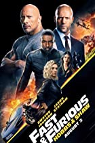 Fast & Furious Presents: Hobbs & Shaw (2019) Poster