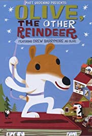 Olive, the Other Reindeer Poster
