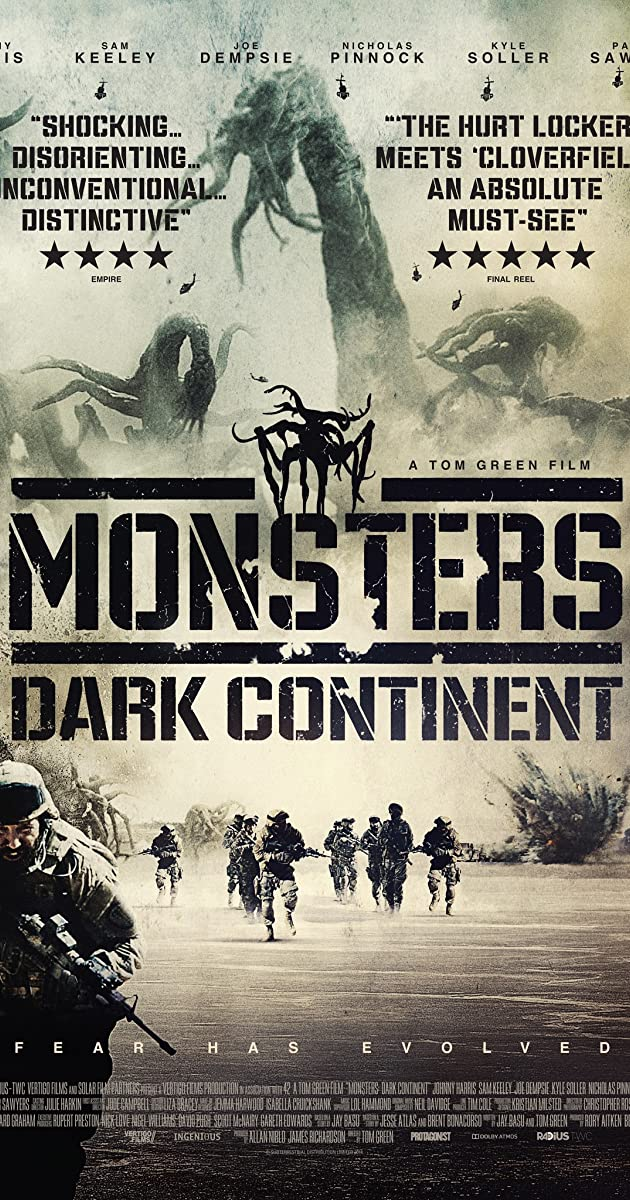 Monsters: Dark Continent 2014 2015