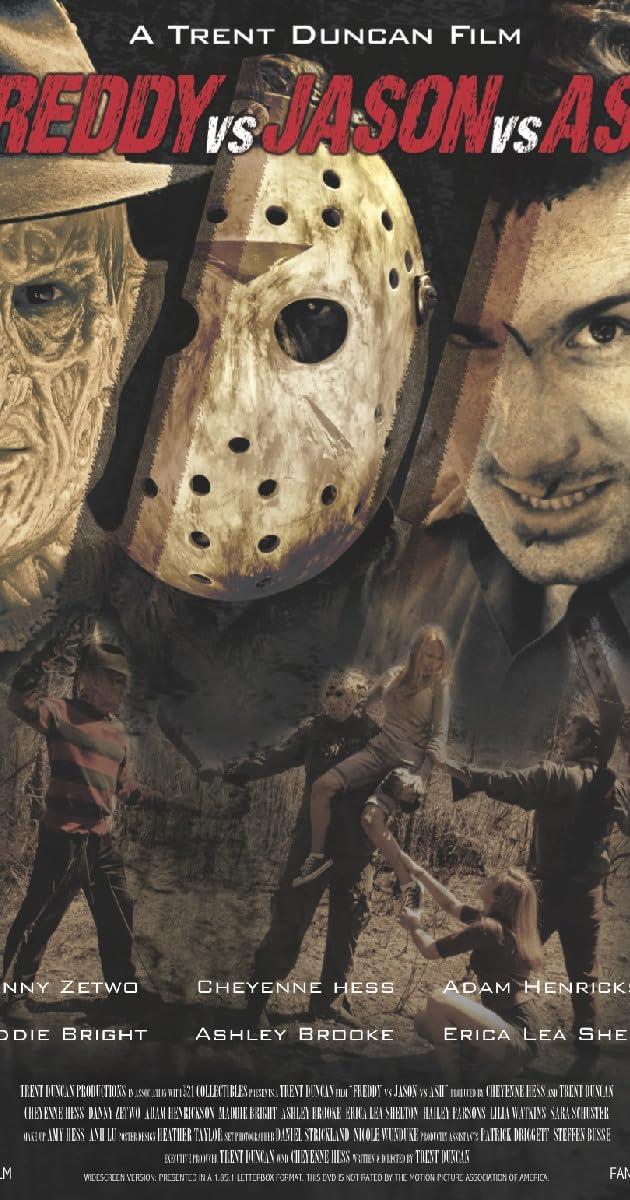 Freddy vs  Jason vs  Ash (2011) - IMDb