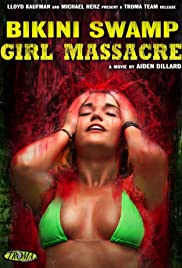 Bikini Swamp Girl Massacre Poster