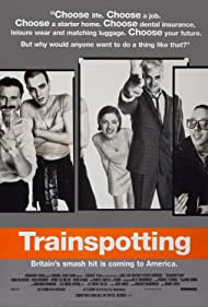 Ewan McGregor, Robert Carlyle, Jonny Lee Miller, Ewen Bremner, and Kelly Macdonald in Trainspotting (1996)