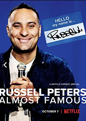 Where to stream Russell Peters: Almost Famous