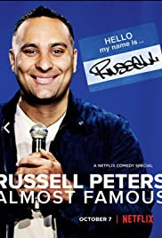 Russell Peters: Almost Famous Poster