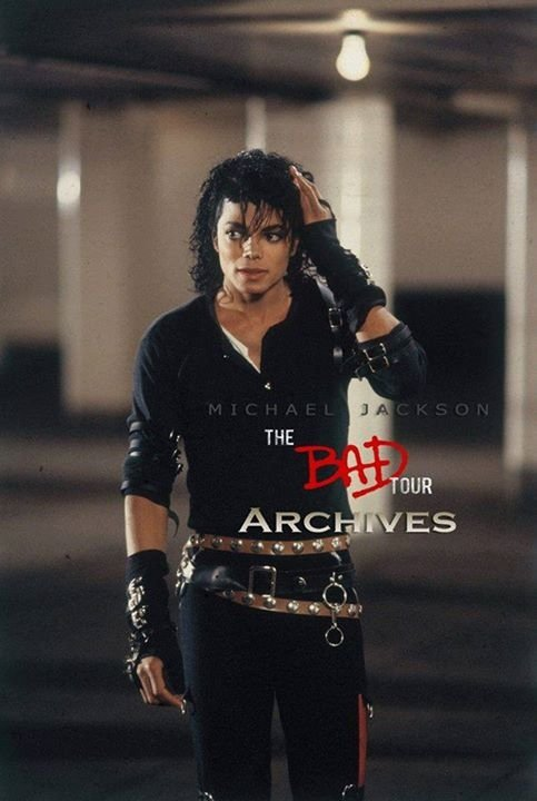 e8db04b6 Michael Jackson: Bad (1987)