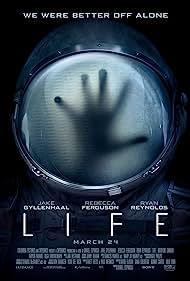 Julie Lynn, Mary Jo Markey, and Nigel Phelps in Life (2017)