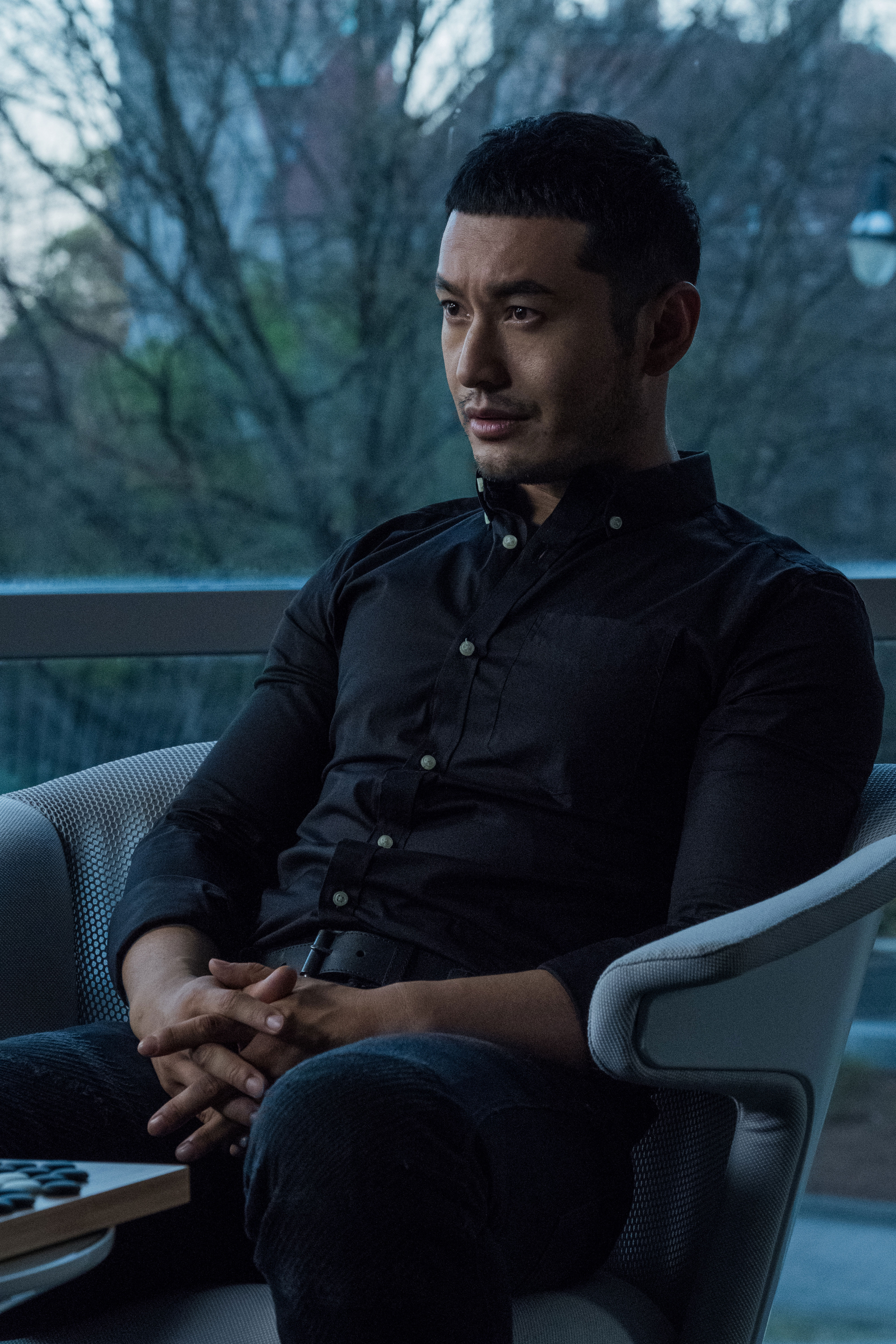 Xiaoming Huang in Escape Plan 2: Hades (2018)