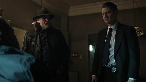 Gotham: Gordon & Bullock Go To Investigate Dix