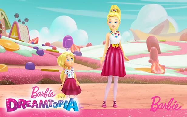 Barbie Dreamtopia Festival of Fun (2017)
