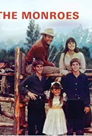 Barbara Hershey, Michael Anderson Jr., Tammy Locke, Keith Schultz, and Kevin Schultz in The Monroes (1966)