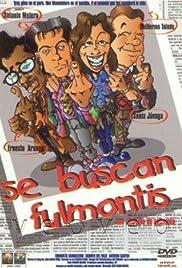 Se buscan fulmontis Poster