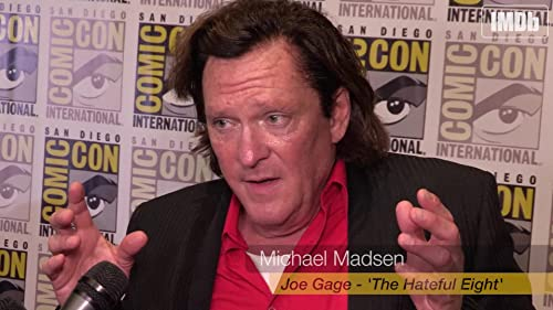 "Comic-Con 2015: IMDb Interviews - Cast of ""The Hateful 8"""