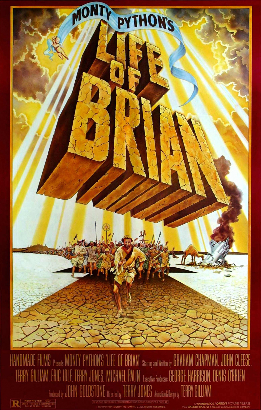 Brajano gyvenimas / The Life of Brian (1979) Online00