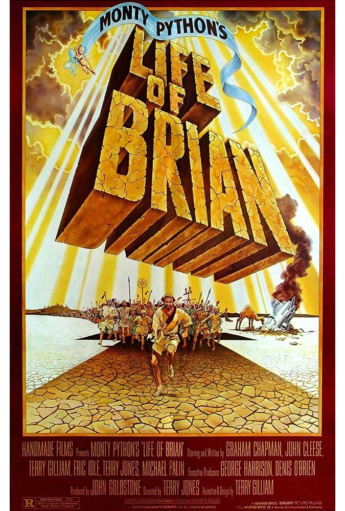 Monty Python's Life of Brian(1979)