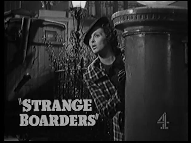 Renée Saint-Cyr in Strange Boarders (1938)