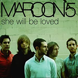 Mpeg 4 movie downloads Maroon 5: She Will Be Loved by Sophie Muller [480x320]