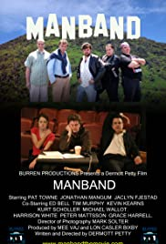 Manband! The Movie Poster