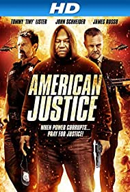 Tom Lister Jr., James Russo, and John Schneider in American Justice (2015)