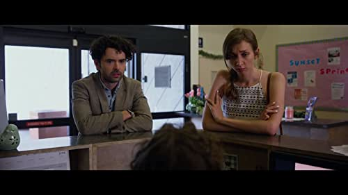 When an engaged couple, Caleb (Nick Rutherford) and Malory (Lauren Lapkus), visit Palm Springs for a weekend to celebrate Malory's parents' 25th wedding vow renewal, they discover the apparent secret to a happy marriage. Or so they think!