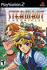 Primary photo for Steambot Chronicles