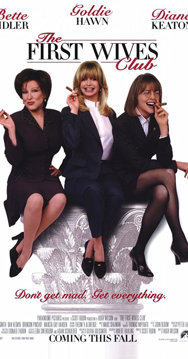 Watch Full HD Movie The First Wives Club (1996)