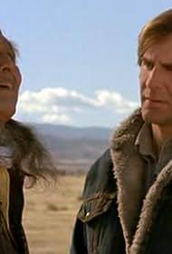 Scott Bakula and Frank Salsedo in Quantum Leap (1989)