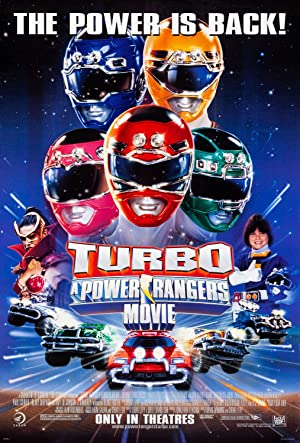 Turbo: A Power Rangers Movie Poster Image