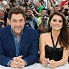 Javier Bardem and Penélope Cruz at an event for Todos lo saben (2018)