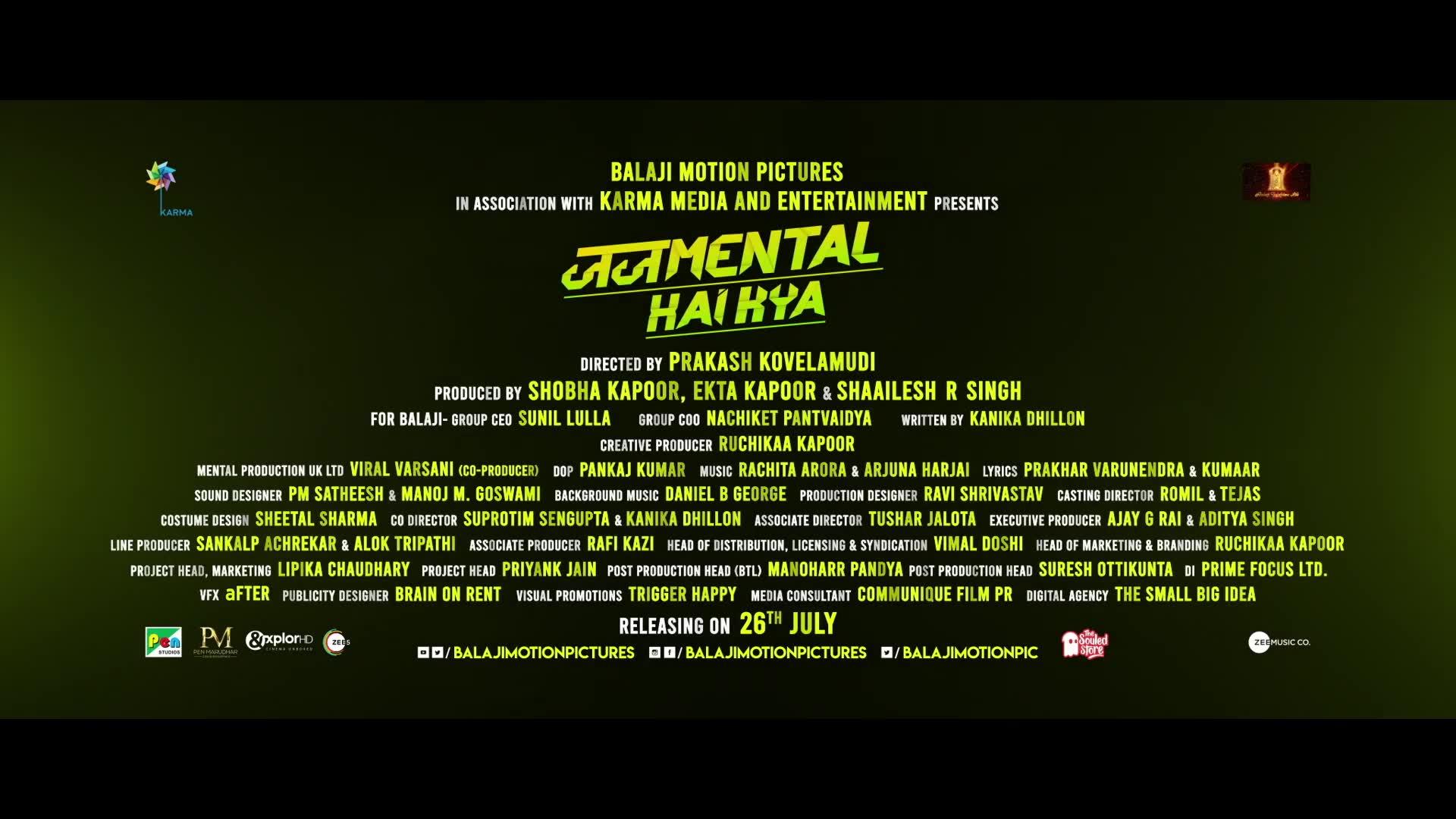 Judgementall Hai Kya |Trailer