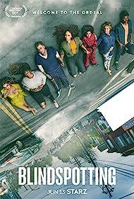 Helen Hunt, Atticus Woodward, Benjamin Earl Turner, Rafael Casal, Jaylen Barron, Jasmine Cephas Jones, and Candace Nicholas-Lippman in Blindspotting (2021)