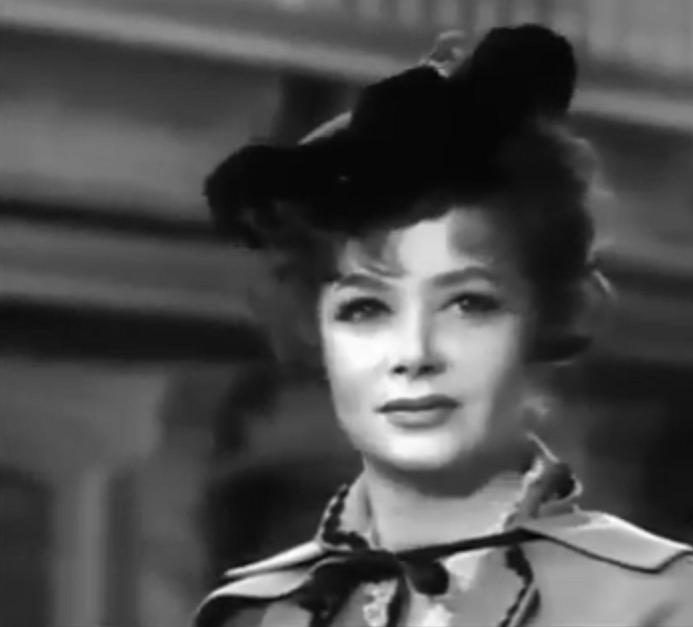 Cara Williams in Zane Grey Theater (1956)