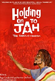 Holding on to Jah Poster