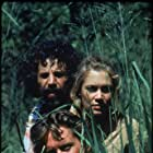 Michael Douglas, Kathleen Turner, and Alfonso Arau in Romancing the Stone (1984)