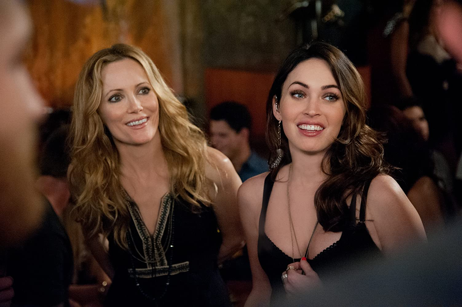 Leslie Mann and Megan Fox in This Is 40 (2012)