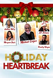 Holiday Heartbreak Poster